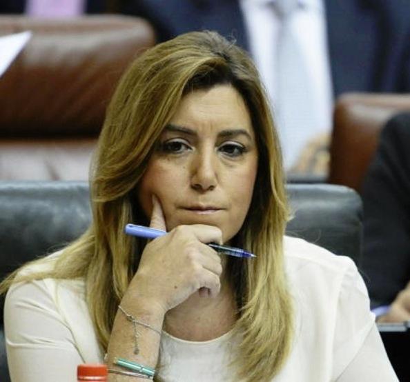 Susana Díaz, no lo va a tener fácil gobernar en minoría