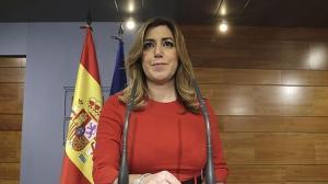 Susana Díaz en La Moncloa