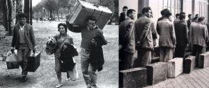 La emigración, única salida laboral