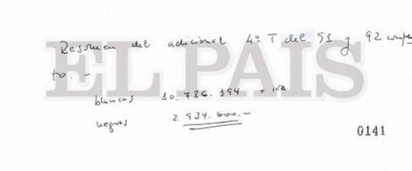 Del mismo puño y letra, de Pedro Arriola. Pgos 1991 y 1992