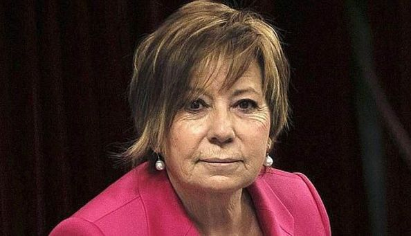 Celia Villalobos, en una imagen de archivo. | EFE. Publicoscopia
