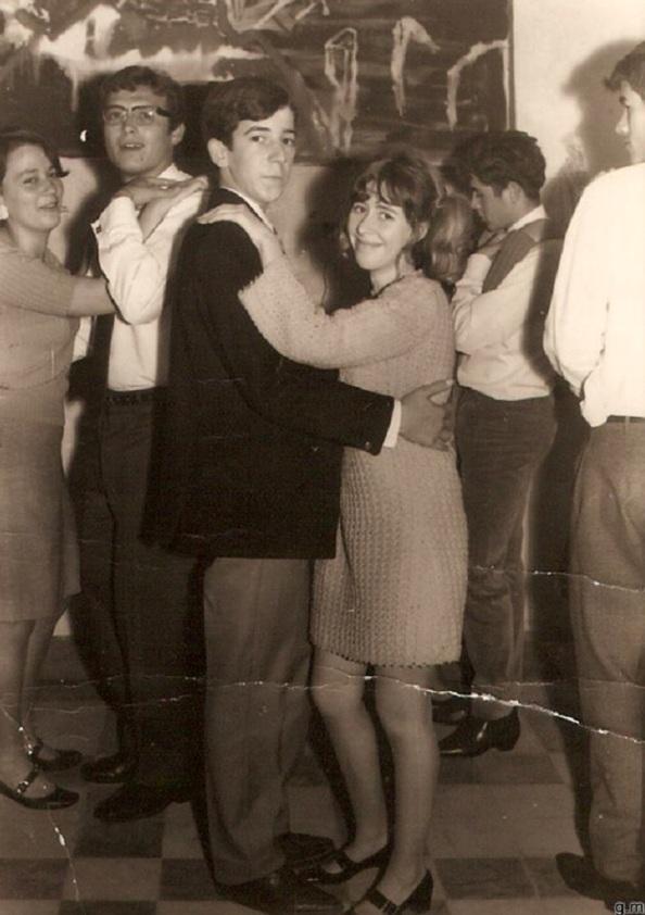 Bailando en Jimena