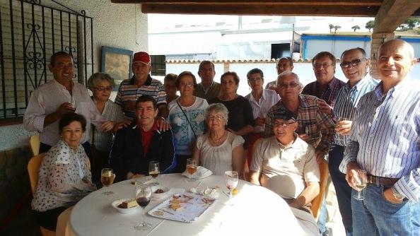 Club Los Soñadores, medio siglo después. Octubre 2014