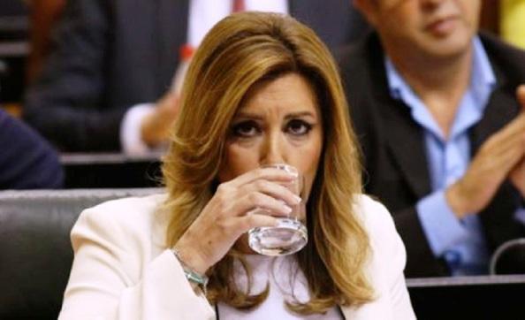Mal trago está pasando Susana Díaz con la dificultad de su investidura, tras adelantar las elecciones con el convencimiento de que sería jauja la victoria que obtendría en las urnas.
