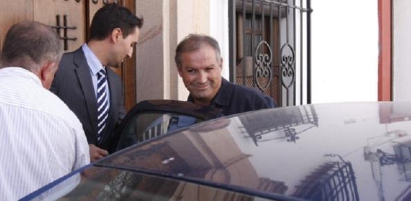El excalcalde tránsfuga del PSOE Antonio María Lara