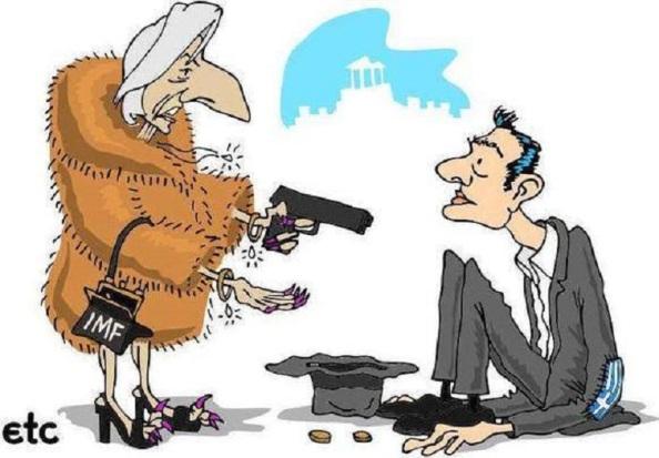 Pareciera que las reglas en la Unión Europea lo impusiese el FMI y no la democracia
