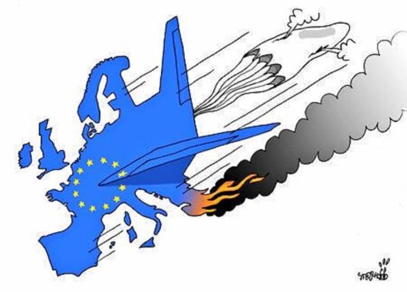 La Eurozona mete fuego a Grecia