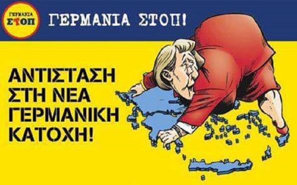 Merkel se queda con Grecia