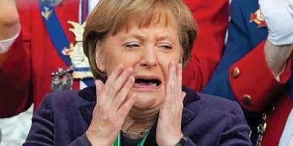 Consternación de Merkel por lo que viene pasando en Grecia.
