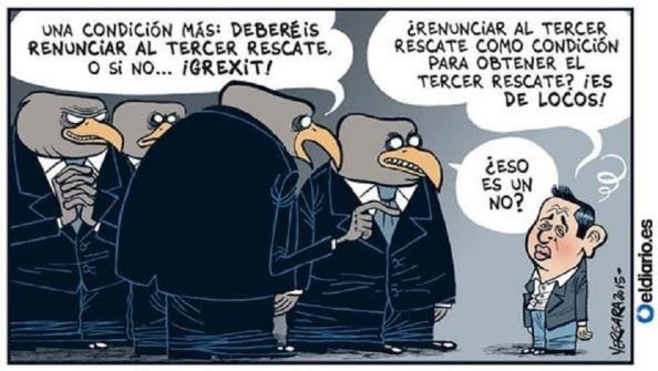 ¿Rescate de Grecia?