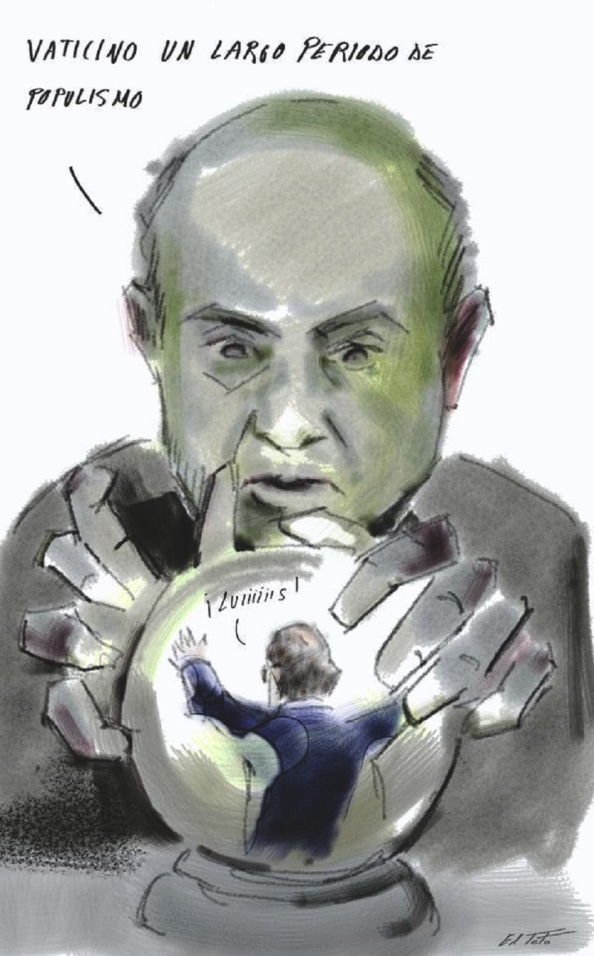 De Guindos nuevo presentador de Milenium IV sustituyendo a Iker Jiménez