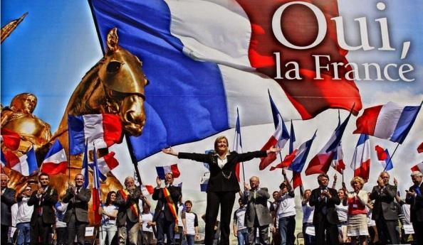 El lepenismo francés que justifica su ideología fascista en el hecho migratorio que pone en peligro los valores eternos de la Grandeur de la France