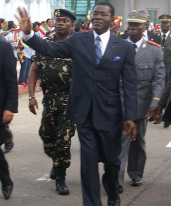 Gobierno corruptos como el de Guinea Ecuatorial mantenido por la UE en un país rico en recursos