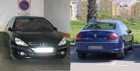 Los dos coches oficiales pagado por el erario público que gozaba la exalcaldesa socialista de Vélez Málaga y diputada provincial, Salomé Arroyo