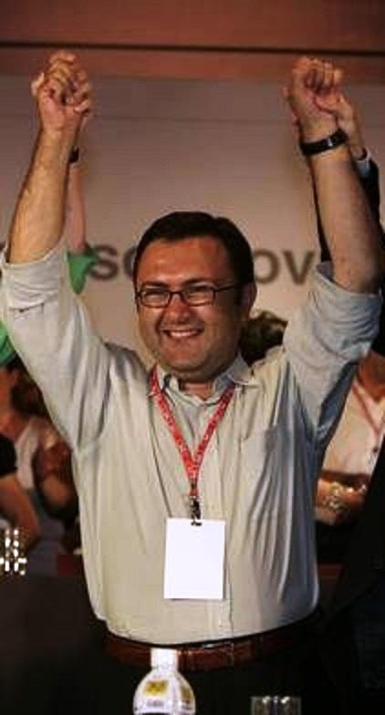 Miguel Ángel Heredia, el Gran Timonel del PSOE de Málaga. Especialista en ganar asentimientos unánimes internos, donde con semanas de antelación se sabe el resultado, y en perder todas las elecciones en las urnas.