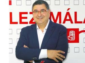 Antonio Moreno Ferrer, hoy alcalde de Vélez-Málaga, para lo que tuvo que ganar unas primarias contra el candidato de Heredia que no lo quería.