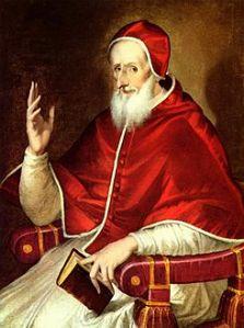 El Papa Pío V (1504 – 1572)