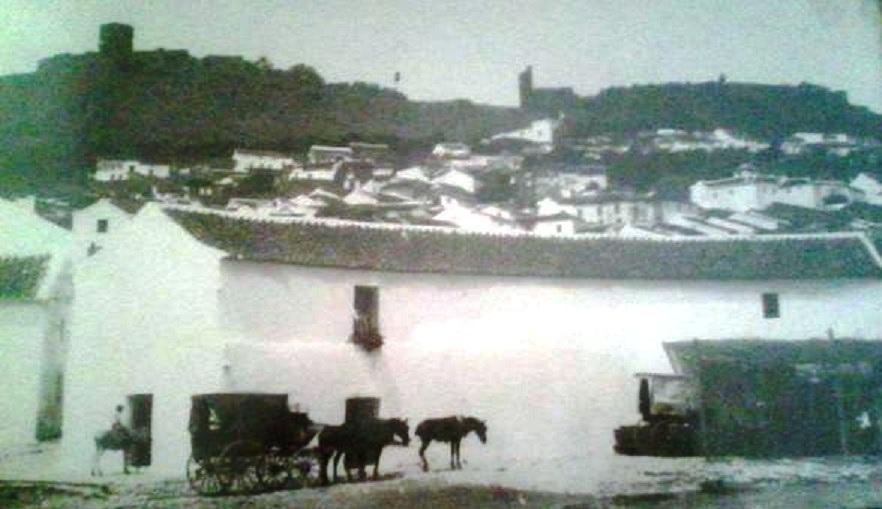 plaza de toros jimena