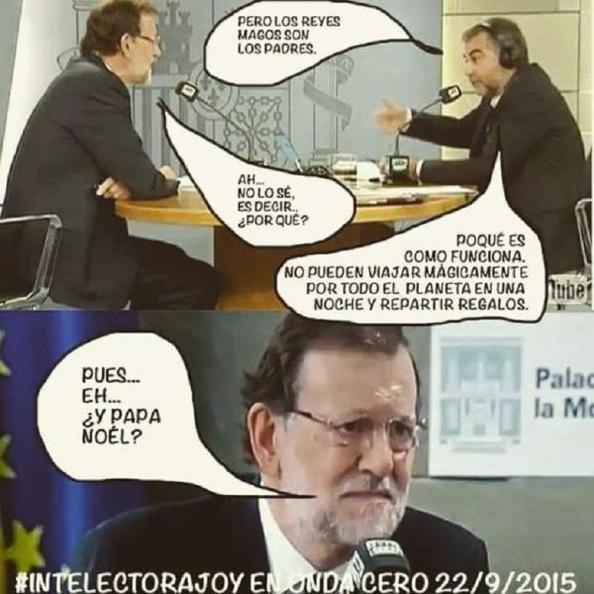 Parafraseando la famosa entrevista que le hizo el periodista Carlos Alsina a Mariano Rajoy donde no supo contestar a qué se define como nacionalidad española