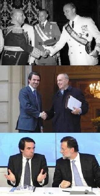 La atipicidad del PP. Sucesión continua de una dictadura a la democracia