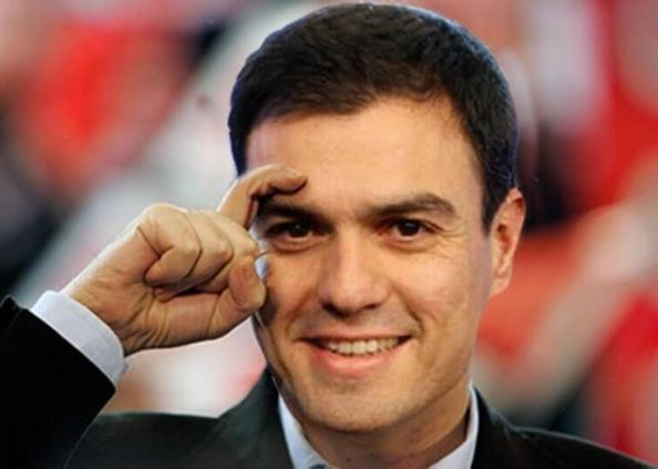 El PSOE de Pedro Sánchez,, tras el tránsito de Rubalcaba, heredero de la hecatombe del zapaterismo