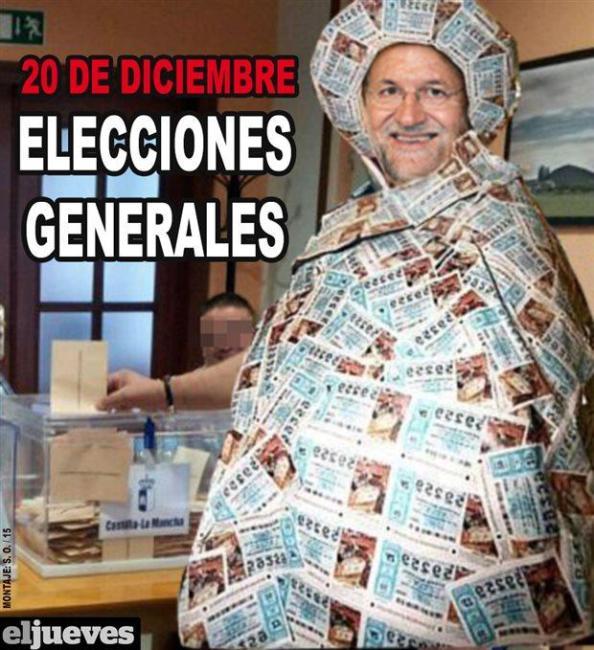 Posible cartel institucional para la participación en las próximas elecciones generales