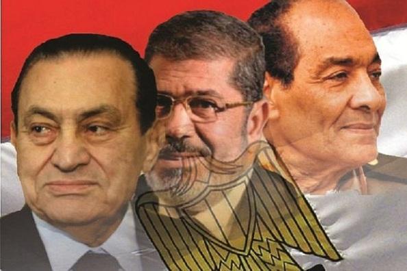 La primavera árabe egipcia fallida, aunque hiciera caer al dictador Mubarach, abrió las urnas a la llegada de los Hermanos Musulmanes teniendo a Mursi como presidente y muy pronto el ejñercito con el que fuera ministro de Defensa con Mubarak daría un golpe de Estado con el apoyo descarado de Occidente y una nueva mina de terroristas