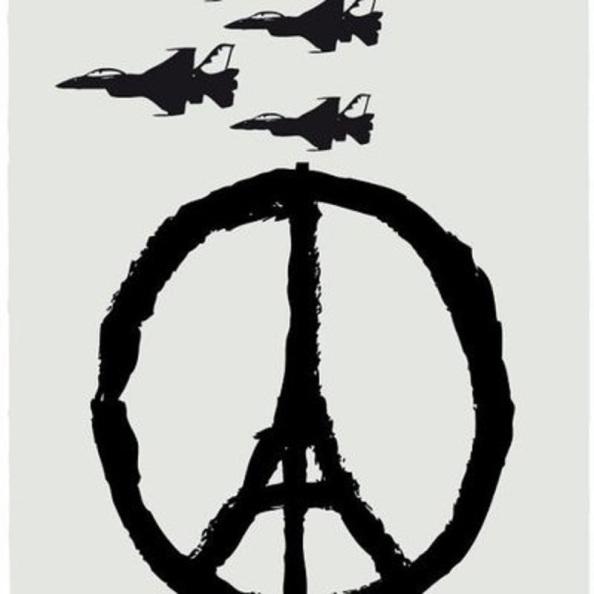 ¿Es que no se ha aprendido? ¿Con más bombardeos y más guerras, va a acabarse este conflicto de nuevo cuño?