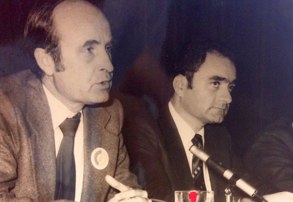 elecciones 1977 francisco de la torre y garcía pérez