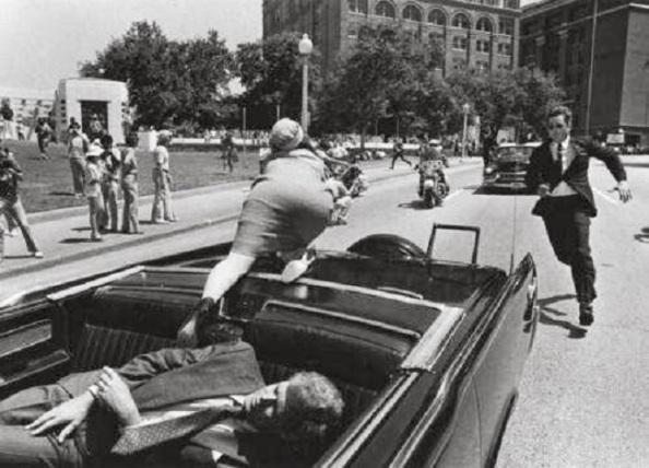El asesinado de John Kennedy en Dallas