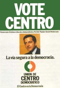 Cartel UCD 1977