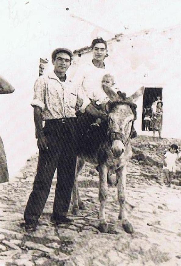 barrunta jimena y burros