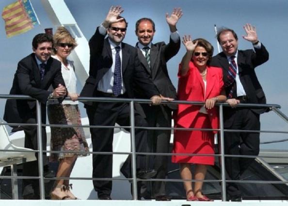 los corruptos pp rajoy