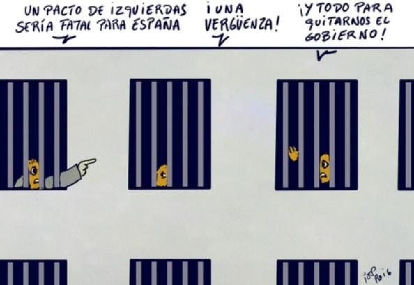 pacto de izquierda cárcel
