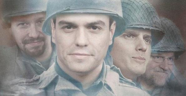 Salvar al soldado Sánchez
