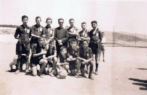 1946 bar equipo de fútbol jimena