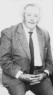 Antonio Ramos, dueño del cine Capitol