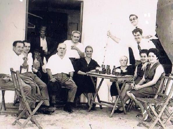 Familia de Sánchez Reinaldo, de Macías, así como de Meléndez y Espinosa. Foto Ediciones OBA.