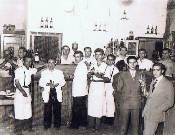 bar camareros rebolledo