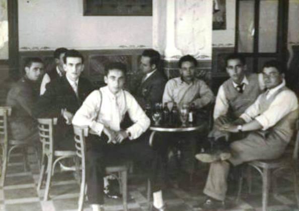 Bar de San Martín del Tesorillo