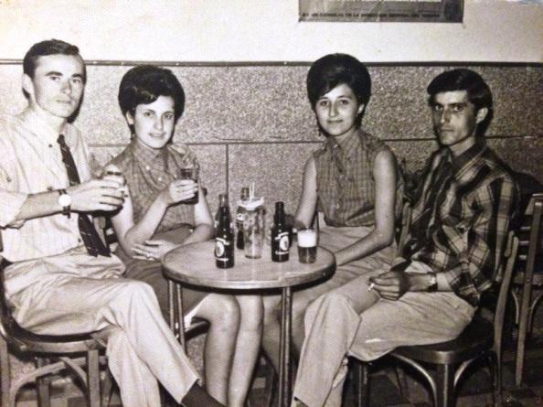 Bar de San Martín del Tesorillo. Foto. Fuente: Lupita Martín Mena en el Blog `Quiero a Tesorillo´