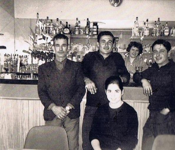 José Parra Fernández, José Cano Fernández. Foto: Ediciones OBA