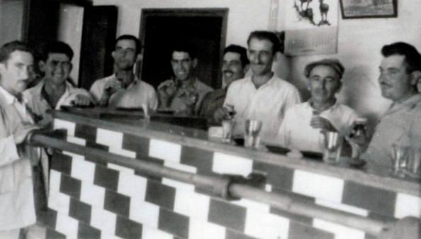 Bar San Pablo de Buceite. Fuente: portal de facebook de la Junta Municipal del Distrito de San Pablo.