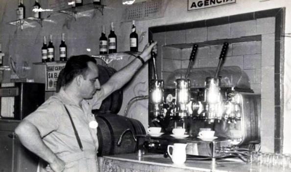 Bar de San Martín del Tesorillo. Foto 8 . Fuente Blog `Quiero a Tesorillo´