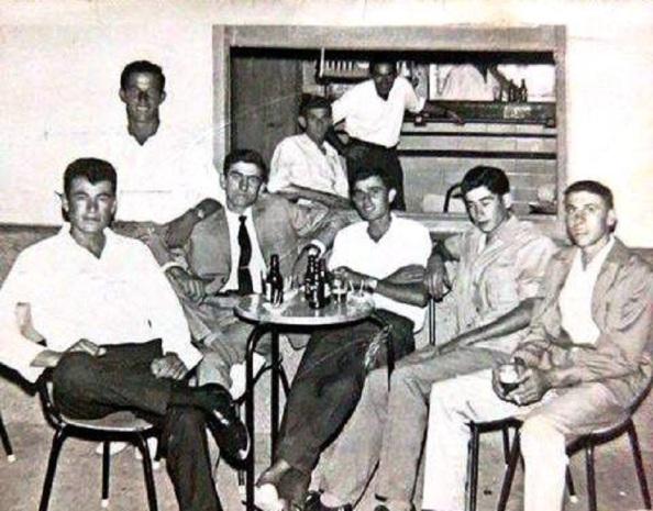 Bar San Martín del Tesorillo. Fuente Blog `Quiero a Tesorillo´