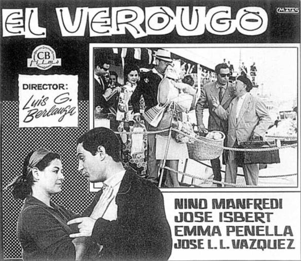 El Verdugo, peliculón del cine español de Brlanga