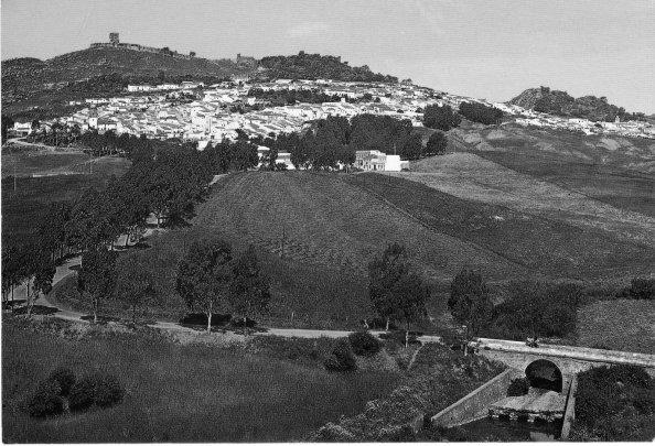 Jimena de la Frontera (Cádiz), años sesenta