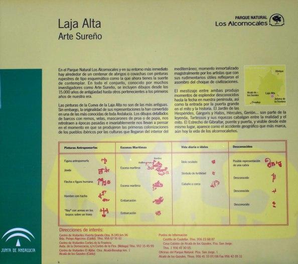 La presencia del arte rupestre en Jimena. Junta de Andalucía.