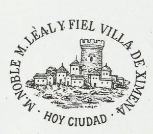 Escudo de Ximena, Muy Noble. Muy Leal y Fiel