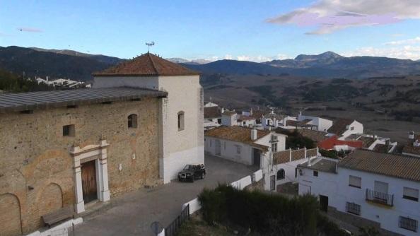 Situación de la antigua Iglesia de la misericordia tras su rehabilitación para uso múltiple municipal. Foto: Canal Sur.